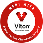 Genuine Viton Fluoroelastomer