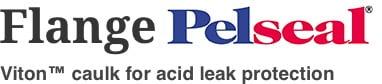 Flange Pelseal® - Viton™ Caulk for Acid Leak Protection